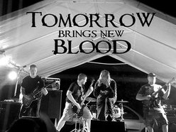 Image for Tomorrow Brings New Blood