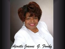 "Apostle Joanne Fomby "" There Is None Like You Lord"""