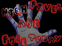 High Fives Are Free Today