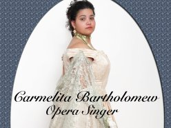 Image for Soprano Opera Singer Carmelita Bartholomew