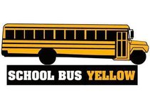 School Bus Yellow