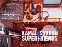 Kamal Sabran & Super Friends