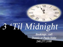 3 'til midnight