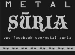 METAL SŪRIA