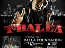 T-Balla CEO of A REAL ONE RECORDS