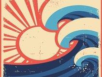 Sun Over Sea