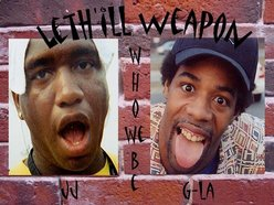 Image for LETHILLWEAPON  (WHO WE BE)