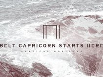 Belt Capricorn Starts Here