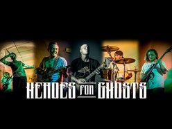 Image for Heroes For Ghosts