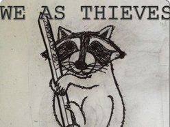 Image for We As Thieves