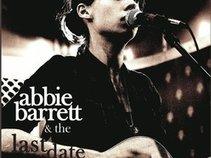 Abbie Barrett (& The Last Date)
