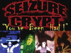 Image for SEIZURE CRYPT