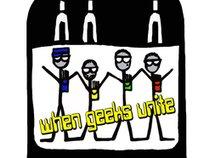 when geeks unite