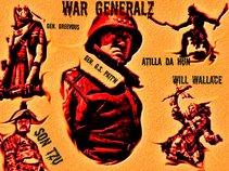 WAR GENERALZ