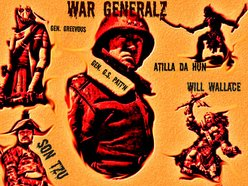 Image for WAR GENERALZ