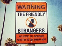 Image for The Friendly Strangers