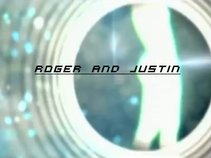 Roger and Justin