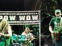 P.O.W. W.O.W. (Pain Of Wisdom In A World Of Waste)