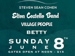 STEVEN SEAN COHEN + ELTON COSTELLO BAND