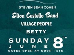 ELTON COSTELLO featuring Steven Sean Cohen