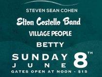 STEVEN SEAN COHEN + ELTON COSTELLO BAND
