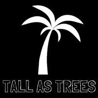 Tall as trees logo bw