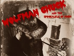 Image for Wolfman Chuck and the Spookalele of Doom