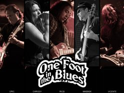 Image for One Foot In The Blues