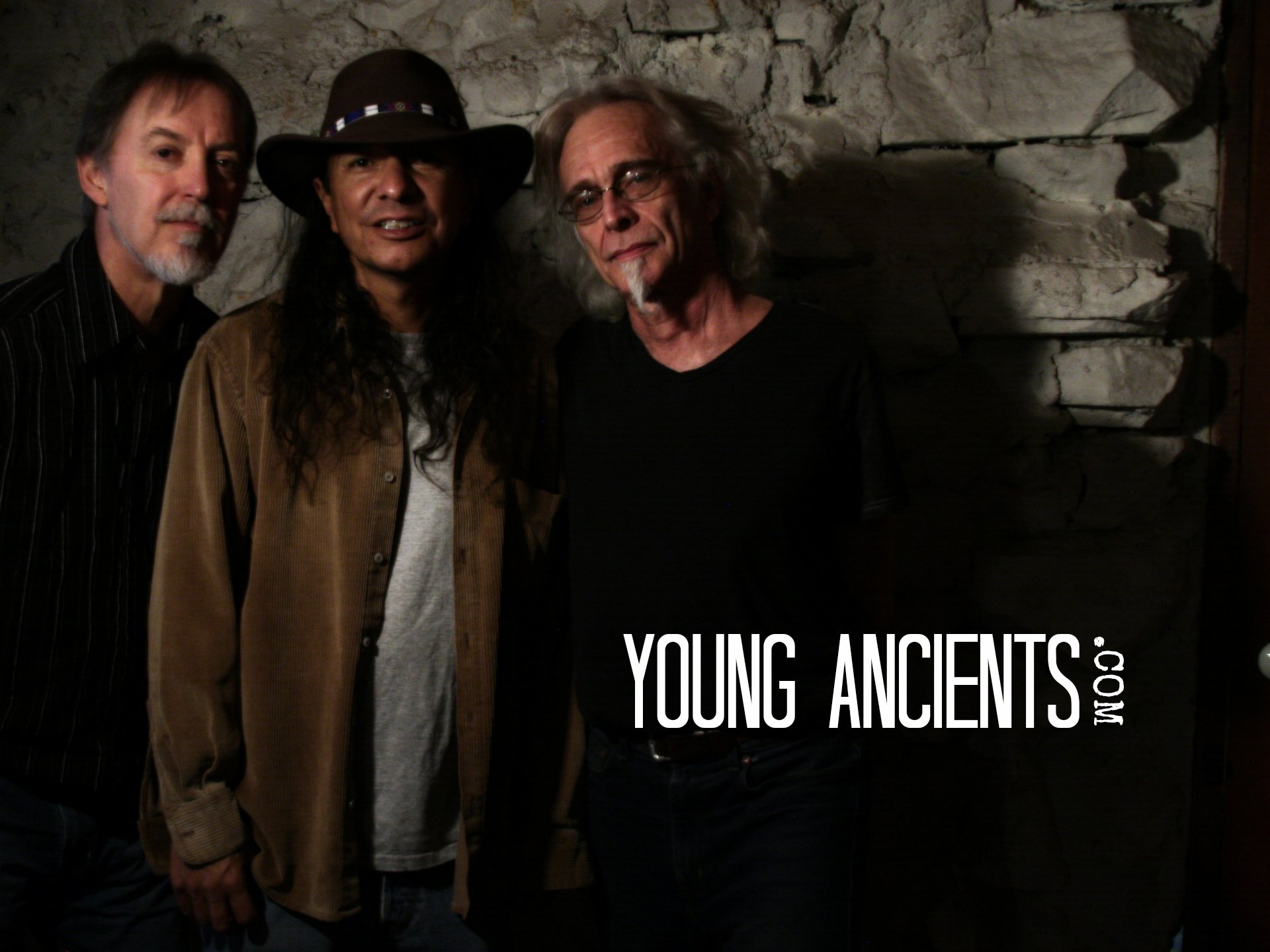 Image for Young Ancients