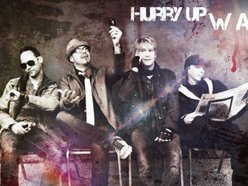 Image for Hurry Up Wait
