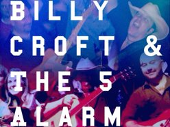 Image for Billy Croft & The 5 Alarm