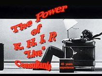 "K. H. I. P. ""Live"" Consultants"