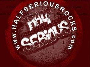 Image for Half Serious