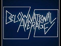 Below National Average