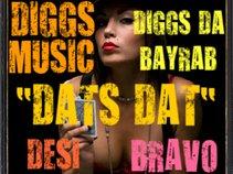 Diggs Mixing