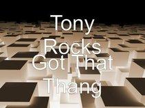 Tony Rocks