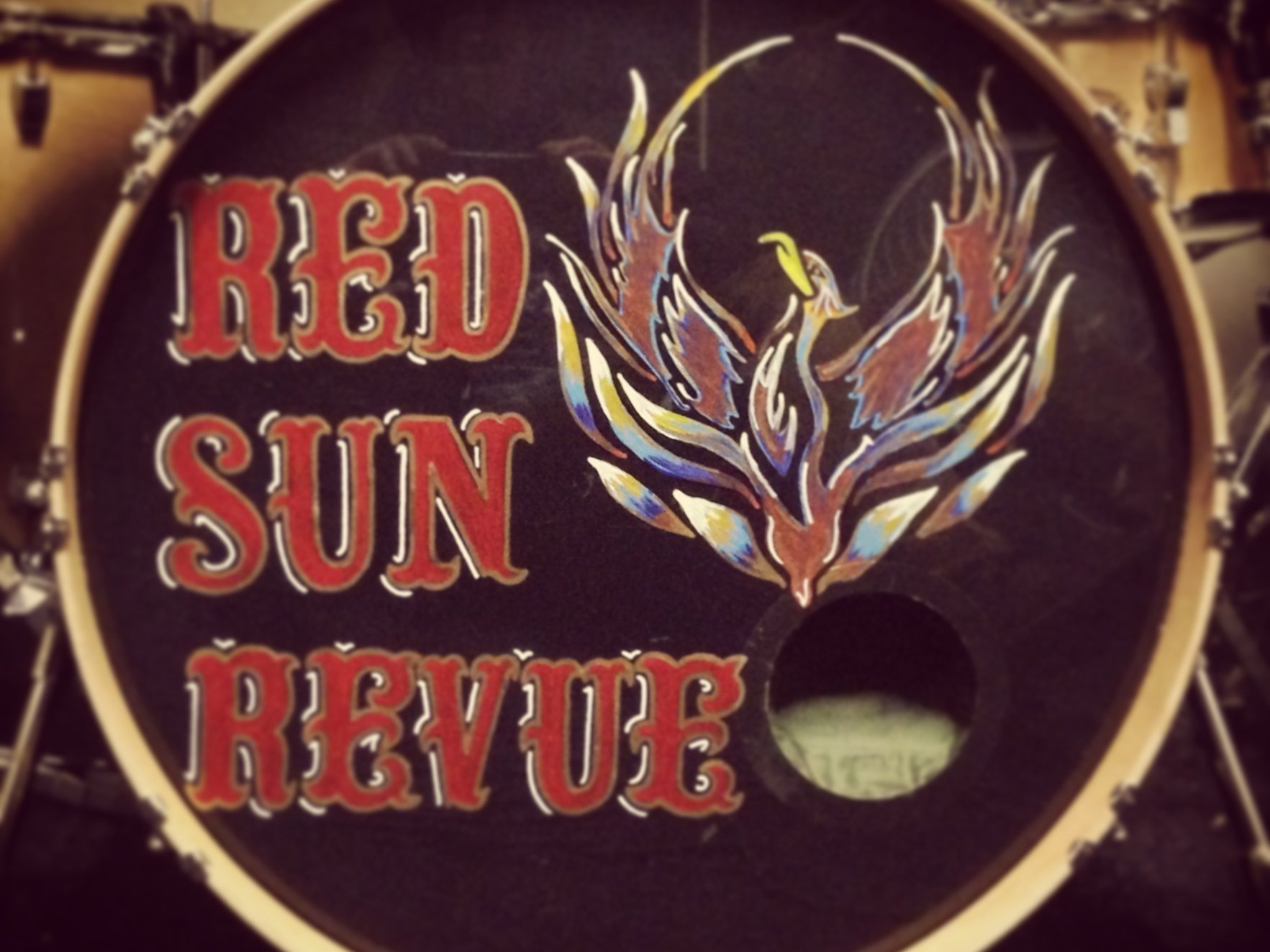Image for Red Sun Revue