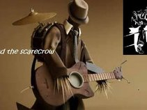 Izzy and the scarecrow
