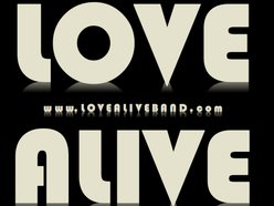 Image for Love Alive