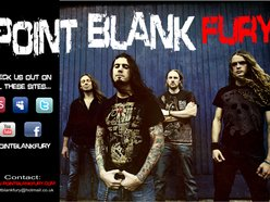 Image for Point Blank Fury