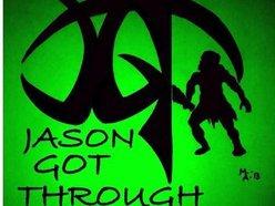 Image for Jason Got Through