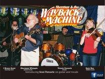 Sherman & The Wayback Machine