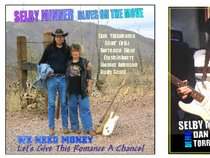 """Selby Minner, Blues on the Move, with Dan """"Oklahoma Slim"""" Ortiz"""