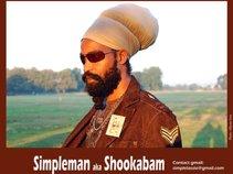 Simpleman aka Shookabam
