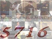 Music Genius Minds
