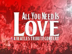 Image for All You Need Is Love: A Beatles Tribute Concert