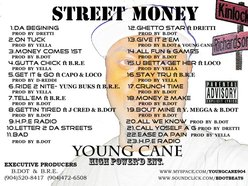Image for YOUNG CANE