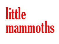 Image for Little Mammoths