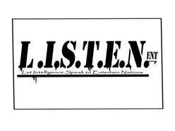 L.I.S.T.E.N.ent