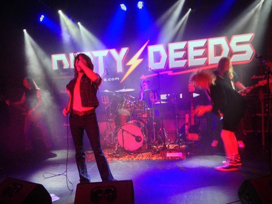 Image for DIRTY DEEDS USA